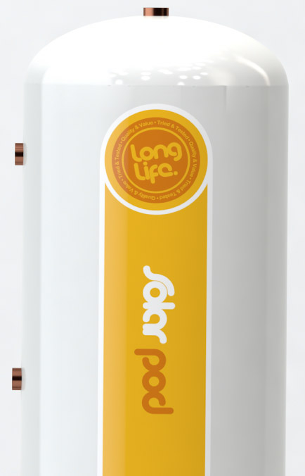 SolarPod Cylinder