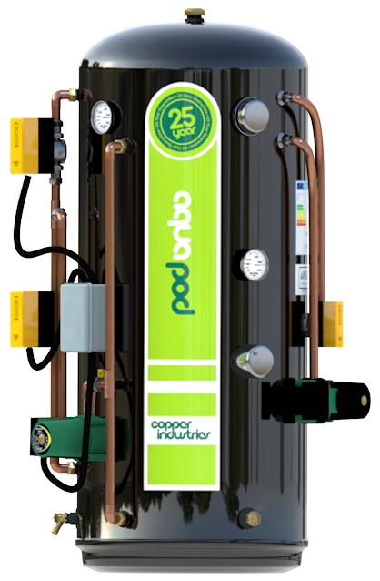 AquaPod Heat Pump Cylinder