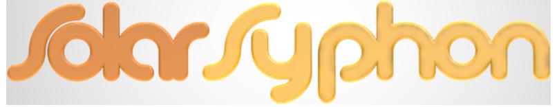 SolarSyphon logo