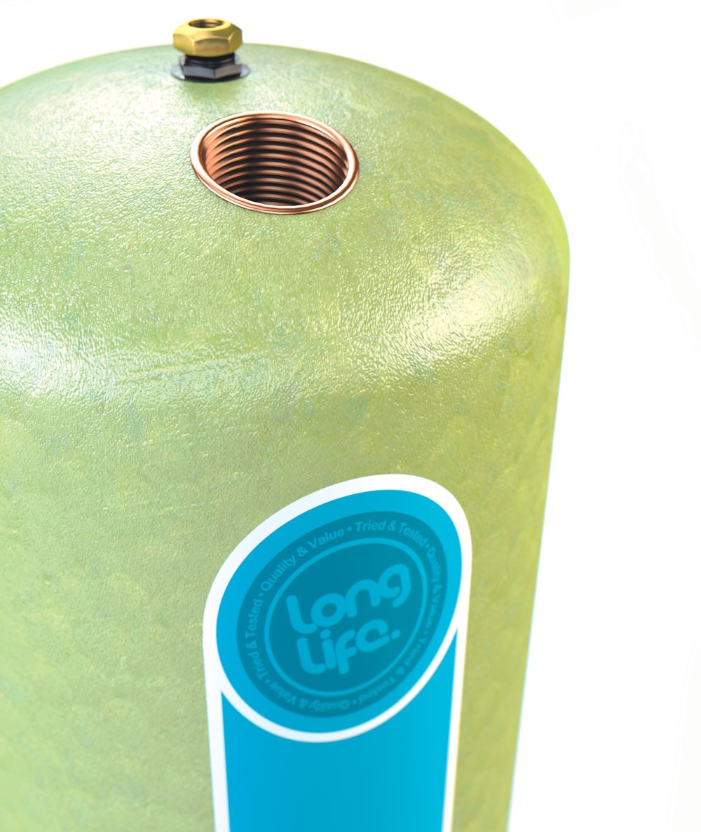 EcoPod | Copper Industries Hot Water Cylinders UK & Ireland