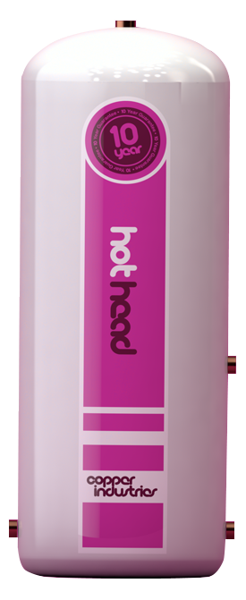 HotHead Hot Water Cylinder
